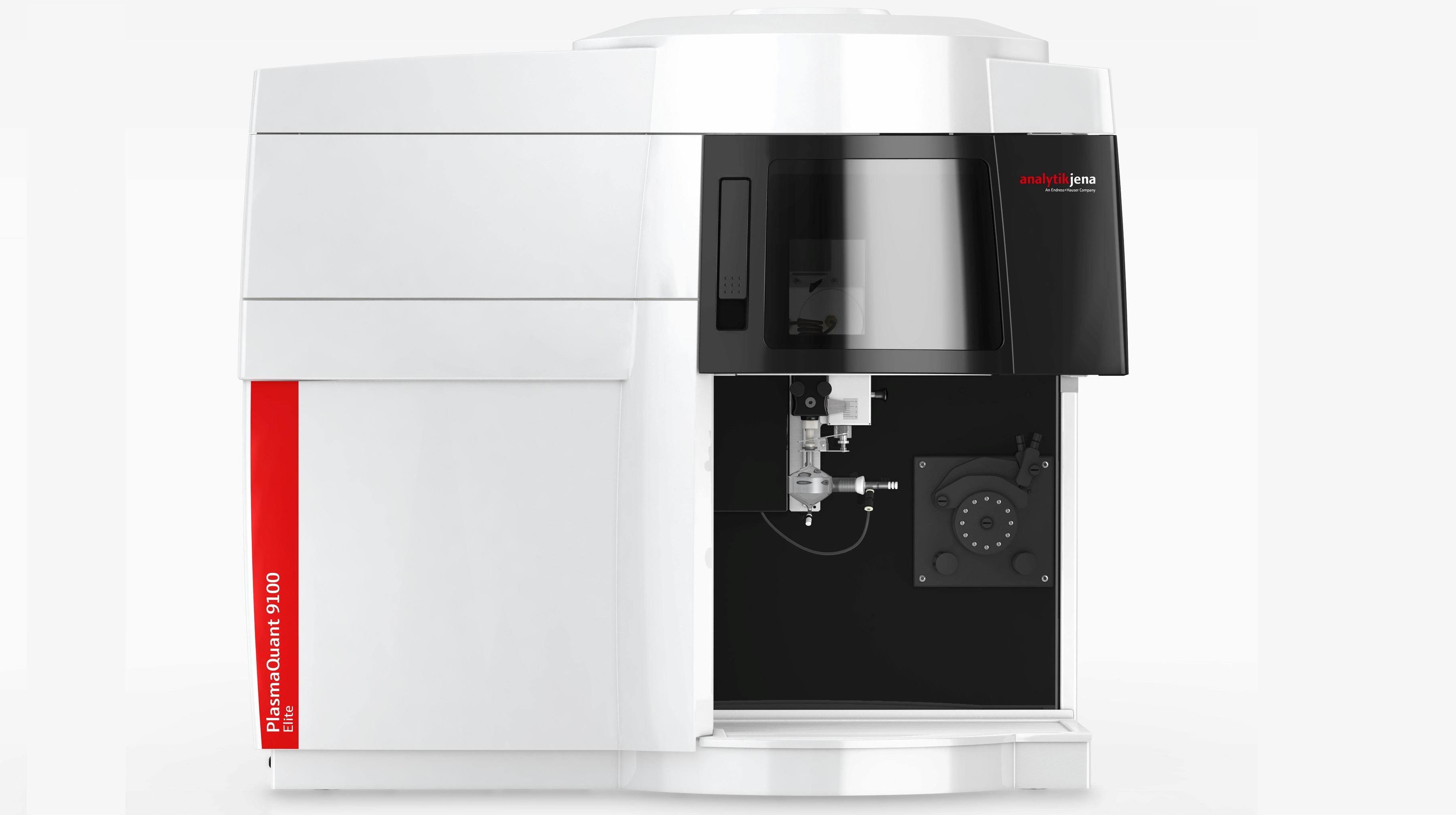 ICP発光分光分析装置PQ9100Elite