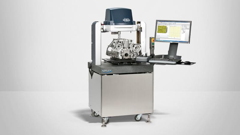 大型試料用        白色光干渉型顕微鏡     NP FLEX